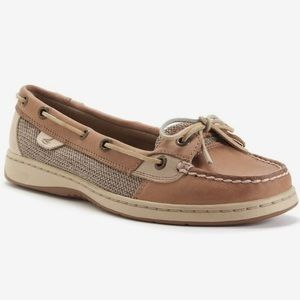 Sperry Top Sider Angel Fish Loafers Flats Shoes